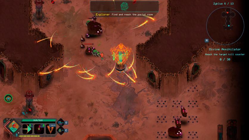 Screenshot 6 - Children of Morta: Ancient Spirits