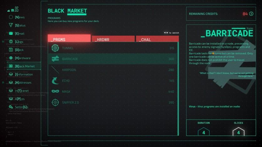 Screenshot 4 - Midnight Protocol