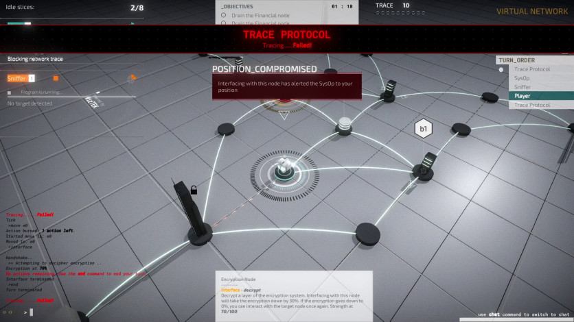 Screenshot 3 - Midnight Protocol