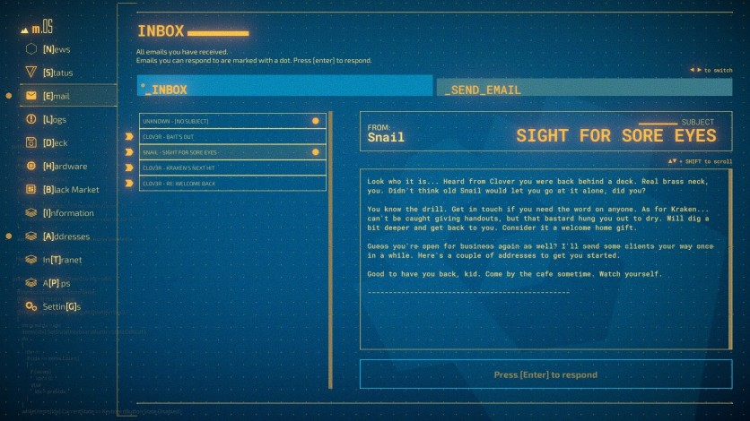 Screenshot 5 - Midnight Protocol