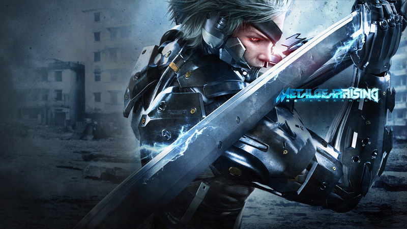 Metal Gear Rising: Revengeance ile ilgili görsel sonucu