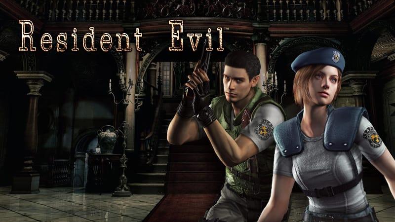 Resident Evil HD REMASTER - PC - Buy it at Nuuvem
