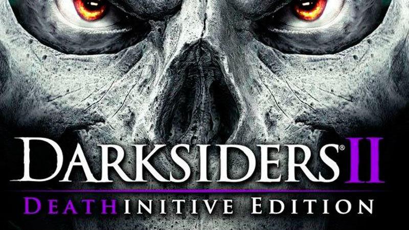Výsledek obrázku pro Darksiders 2: Deathinitive Edition