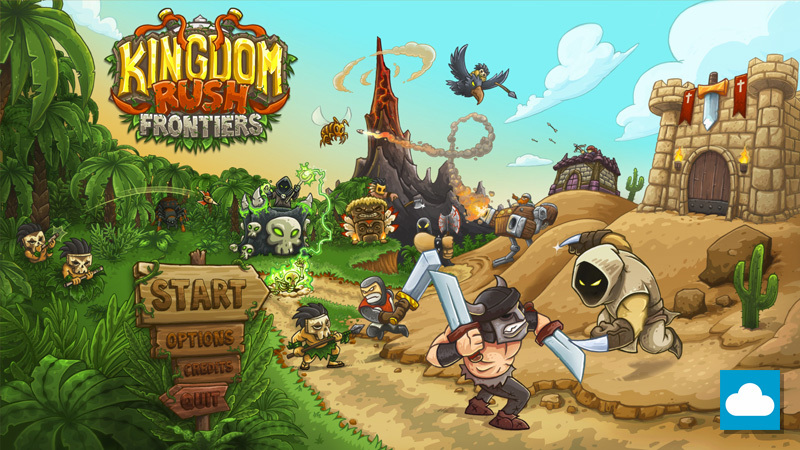 Kingdom Rush Frontiers - PC - Buy it at Nuuvem