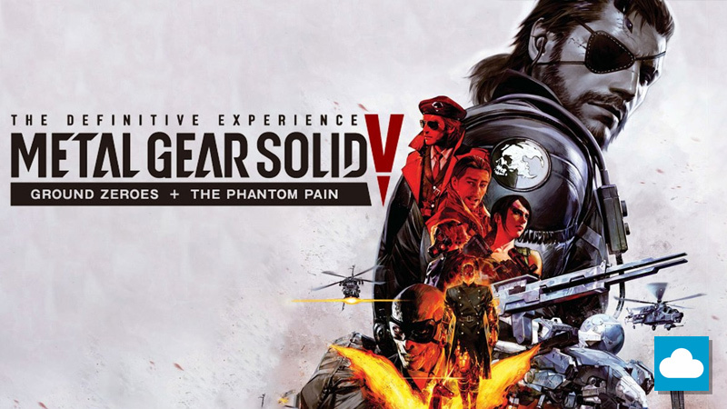 Metal Gear Solid V The Definitive Experience Pc Buy