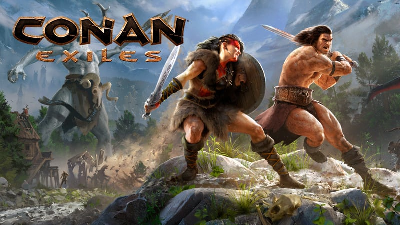 Conan Exiles - PC - Buy it at Nuuvem