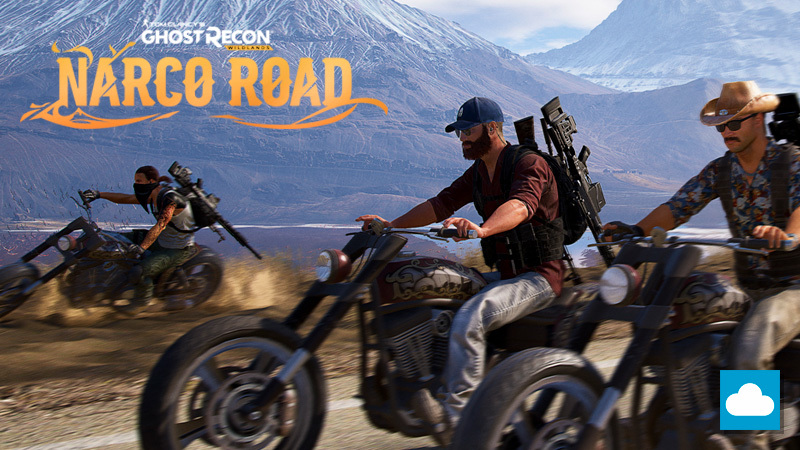 Tom Clancy S Ghost Recon Wildlands Narco Road Pc Buy It At Nuuvem