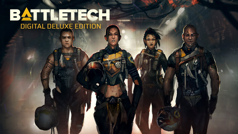 BATTLETECH Digital Deluxe Edition - PC - Buy it at Nuuvem