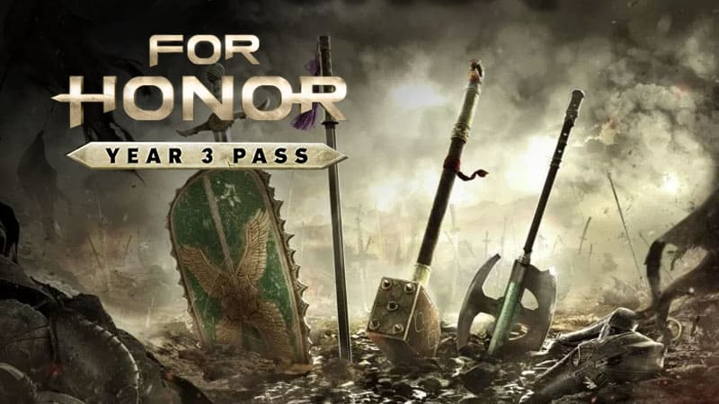 for honor - year 3 pass - pc