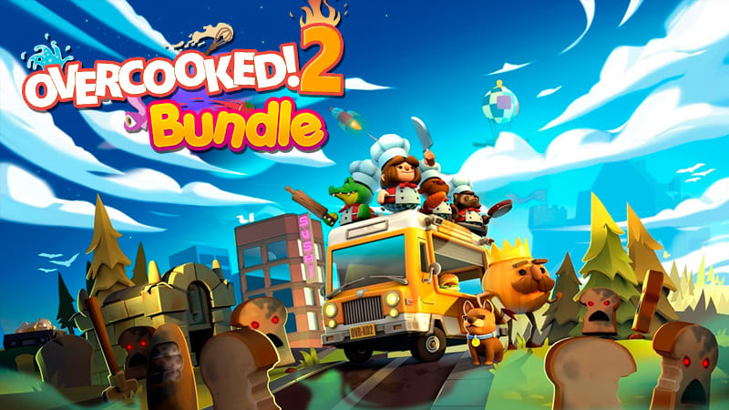 Overcooked 2 Starter Bundle